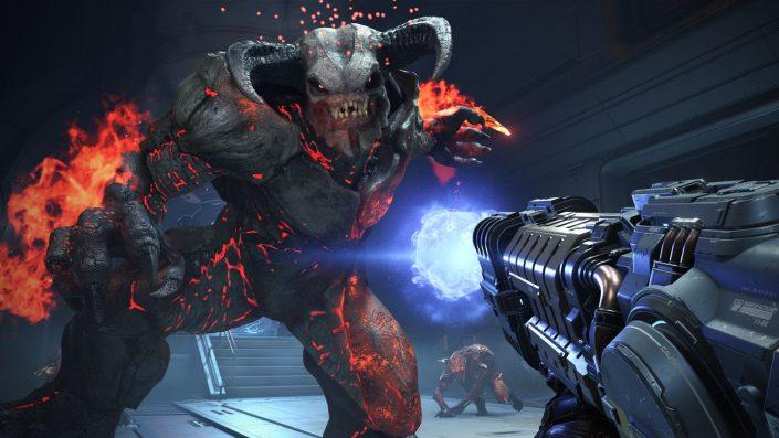 Doom Eternal: Versionen für PS5 und Xbox Series X wären ein logischer Schritt