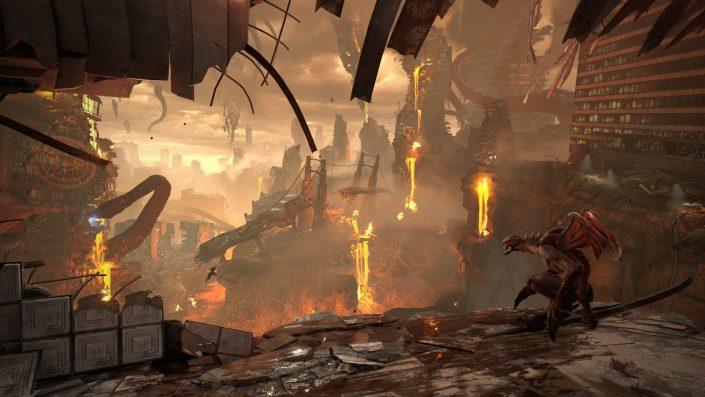 Doom: Ein völlig neues Setting? Game Director äußert sich zur Zukunft der Reihe
