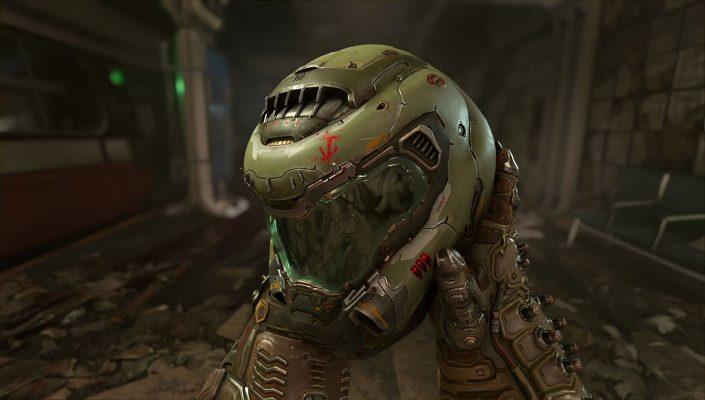 Doom Eternal: Die Fehler von Fallout 76 sollten nicht wiederholt werden, so Bethesda zur Verschiebung