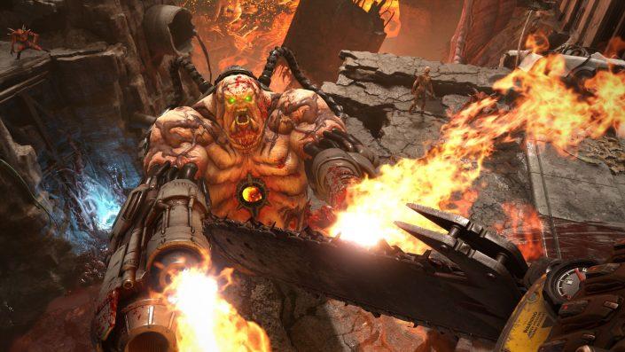 Doom Eternal: Sichert euch Waffen-Skins, Symbole, Namensplaketten und Spieler-Skins