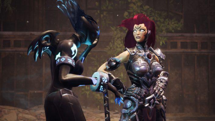 """Darksiders 3: THQ Nordic kündigt die beiden Erweiterungen """"Der Schmelztiegel"""" und """"Hüter der Leere"""" an"""