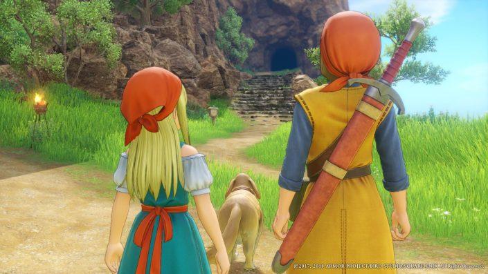 Dragon Quest XI: Original aus den Download-Stores entfernt – Spieler verärgert