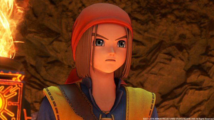 Dragon Quest XI S: Auf der PlayStation 4 Pro mit 60FPS