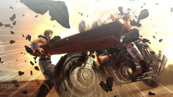 Fist of the North Star: Lost Paradise: Der Yakuza-Held wird für kurze Zeit kostenlos als spielbare Bonus-Charakter angeboten