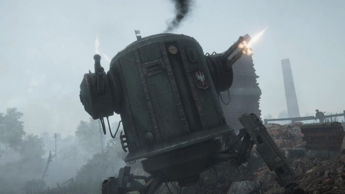 Iron Harvest: Imposante Schlachten im neuen Cinematic-Trailer