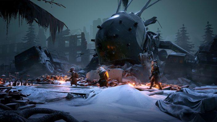 """Mutant Year Zero Road to Eden: Die """"Seed of Evil""""-Erweiterung im neuen Trailer vorgestellt"""