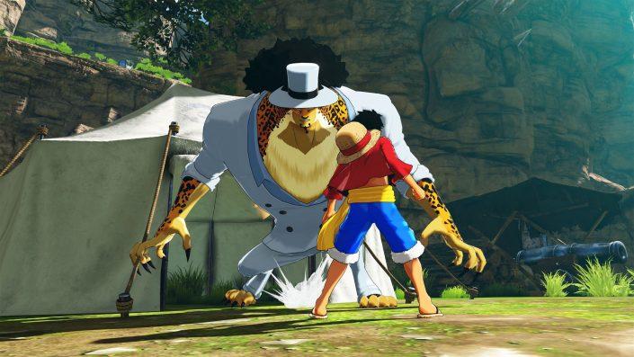 One Piece World Seeker: Charaktere Isaac und Jeanne vorgestellt