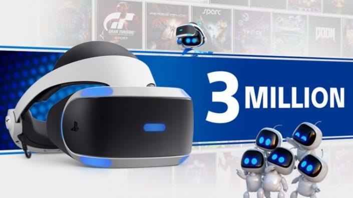 PlayStation VR: Das bestverkaufte VR-Headset 2018, sagt SuperData