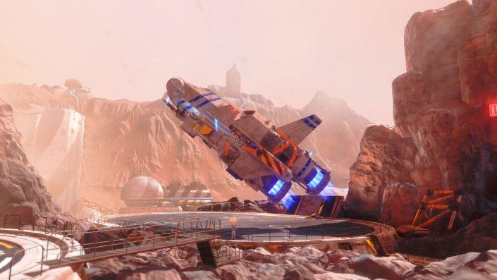 Rebel Galaxy Outlaw: Termin für PS4, Xbox One und Switch enthüllt
