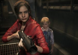Resident Evil 2 Claire Redfield (8)