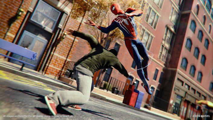 Insomniac Games: Zum 25. Geburtstag des Spider-Man-Studios gibt es ein neues Video und Statistiken