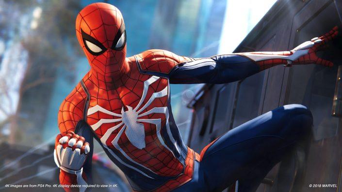 Spider-Man: Umfangreiches kommentiertes Gameplay-Video veröffentlicht