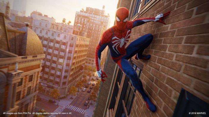 Spider-Man: New Game Plus findet mit einem der nächsten Updates den Weg ins Spiel