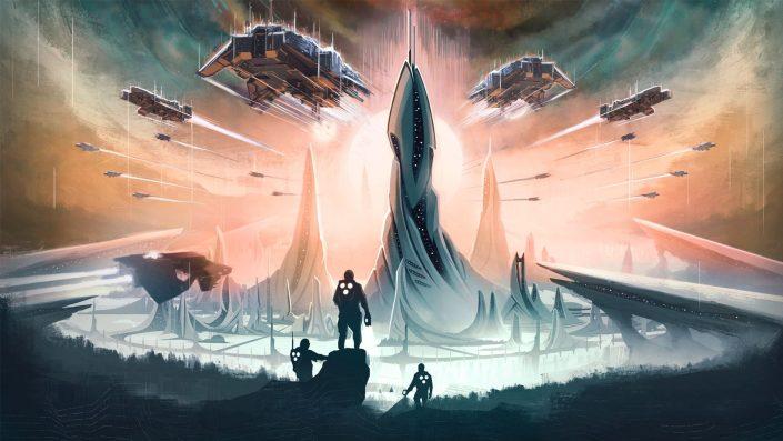 Stellaris Console Edition: Mehrspieler-Modus ab sofort für PS4 & Xbox One verfügbar