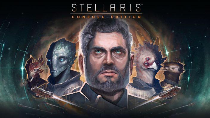 """Stellaris: Umfangreiche """"Federations""""-Erweiterung im Story-Trailer"""