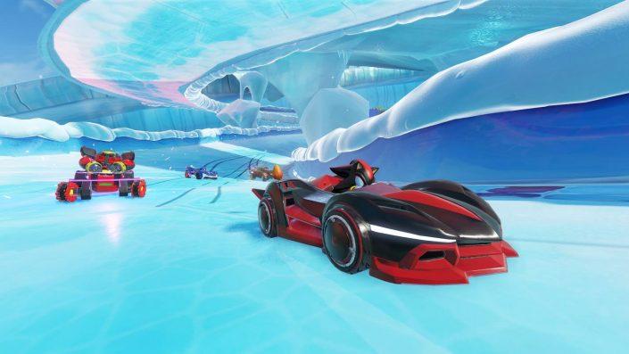 Team Sonic Racing: Verschiebt sich der Release des Fun-Racers auf 2019?