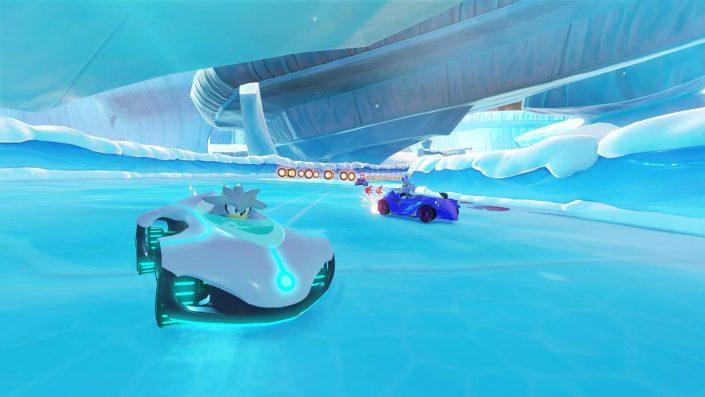 Team Sonic Racing: Wisp Circuit und Frozen Junkyard – Weitere Hörproben aus dem Soundtrack