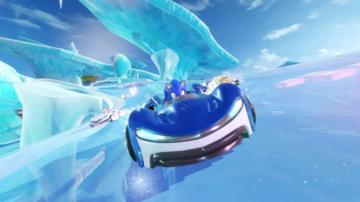 Team Sonic Racing: Producer Iizuka stellt den Fun-Racer im neuen Video vor