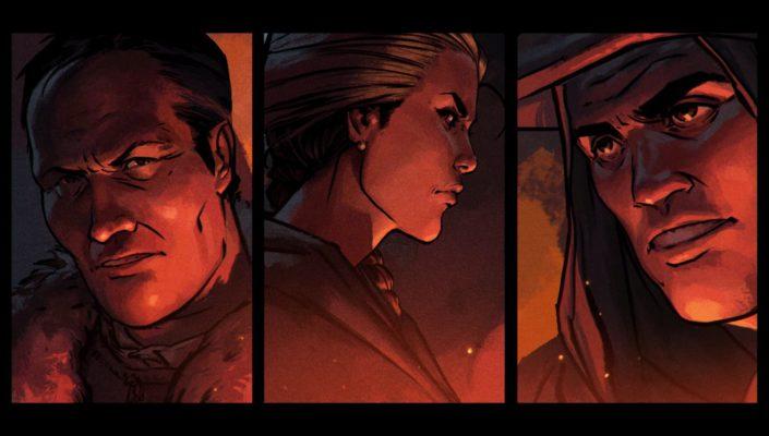Thronebreaker – The Witcher Tales: CD Projekt schließt einen Nachfolger aus