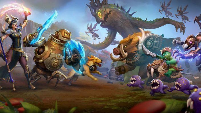 Torchlight Frontiers: Multiplayer-Action-RPG mit Trailer angekündigt