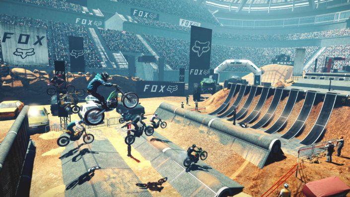 Trials Rising: Update 1.03 bringt Private-Multiplayer-Features