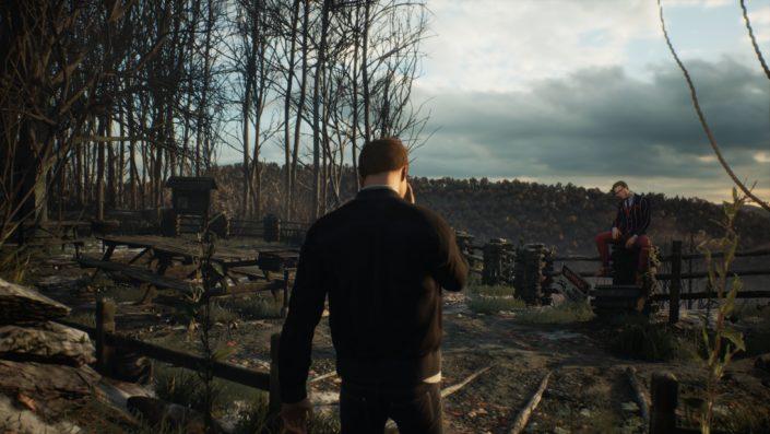 Twin Mirror: Pre-Order-Trailer und Gameplay zum nahenden Release des Thrillers