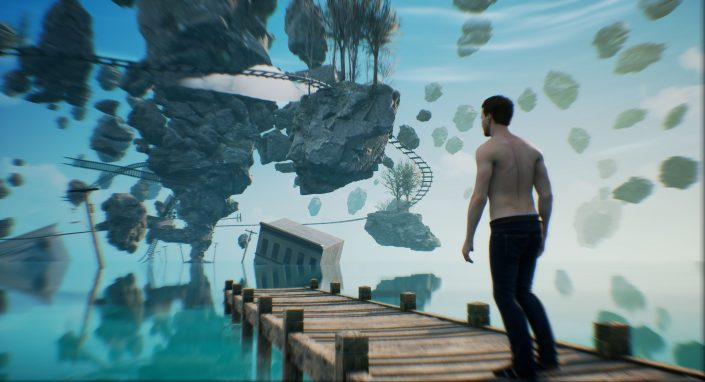 Twin Mirror: Episodenformat gestrichen und neuer Teaser-Trailer