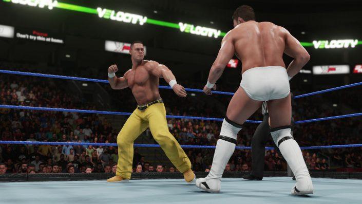 WWE 2K20: Enthüllung erfolgt nächste Woche – Erste Screenshots verfügbar