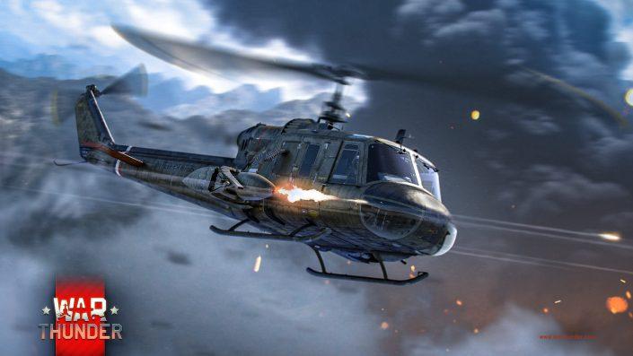 War Thunder: Screenshots und Details zum kommenden Kampfhubschrauber-Update