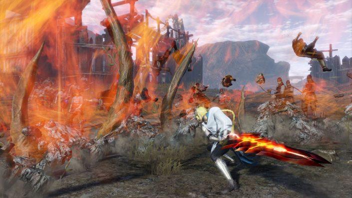 Warriors Orochi 4: Neuer Trailer und Video zum Battle-Arena-Mode