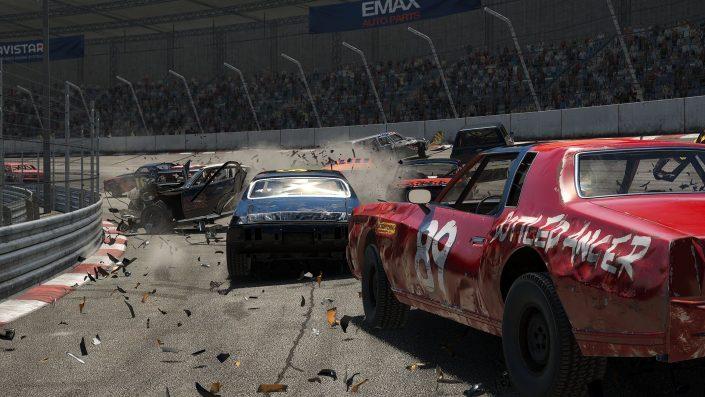 Wreckfest: PS5-Version angekündigt – 4K und 60 FPS