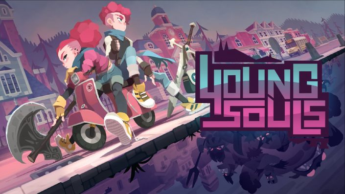 Young Souls: Erscheint im Herbst für die PlayStation 4 – Neuer Trailer stellt Bossgegner vor