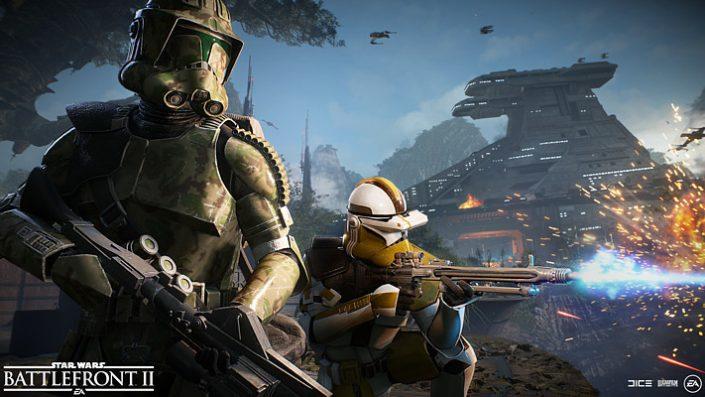 Star Wars Battlefront 2: Neues Update erscheint morgen – Die Optimierungen im Detail