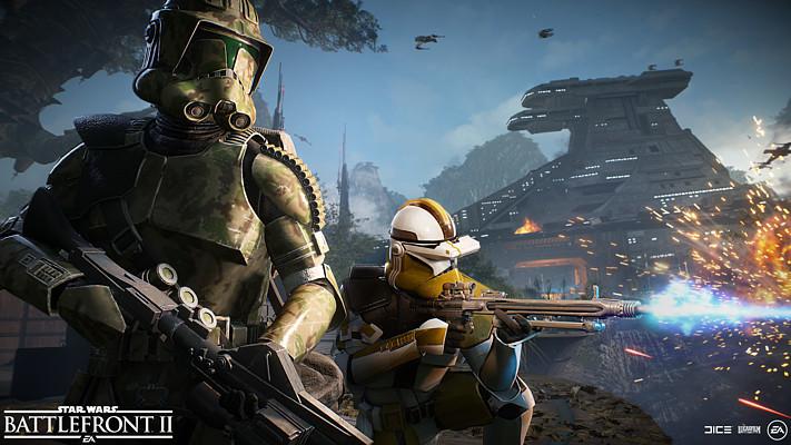 """Star Wars Battlefront 2: """"Giants Above Kachirho""""-Update mit einem neuen Auftritt von Leia, neuer Map und mehr angekündigt"""