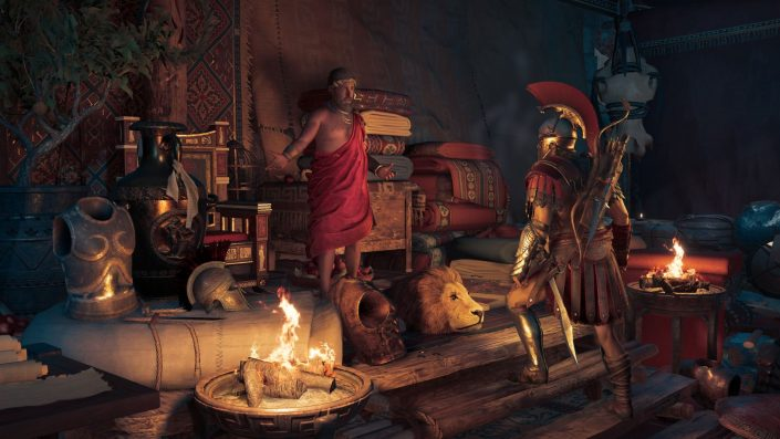 Assassin's Creed Odyssey: Details zum Season-Pass mit neuen Story-Episoden, AC3 Remastered und kostenlosen DLCs