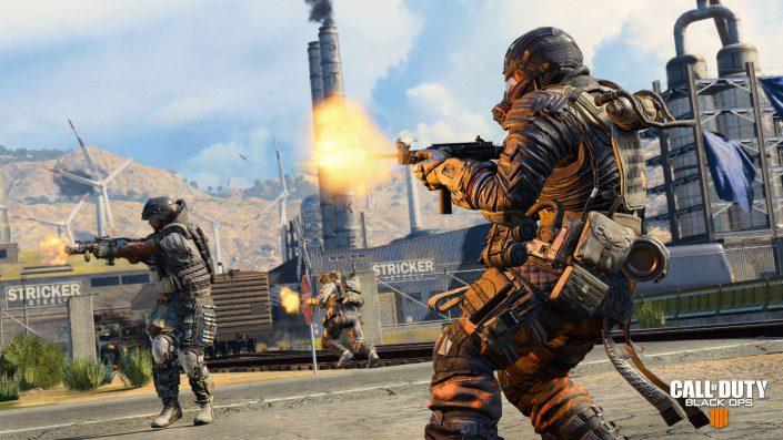 Call of Duty Black Ops 4: Update 1.11 bringt nächste Woche viele Verbesserungen und Neuerungen