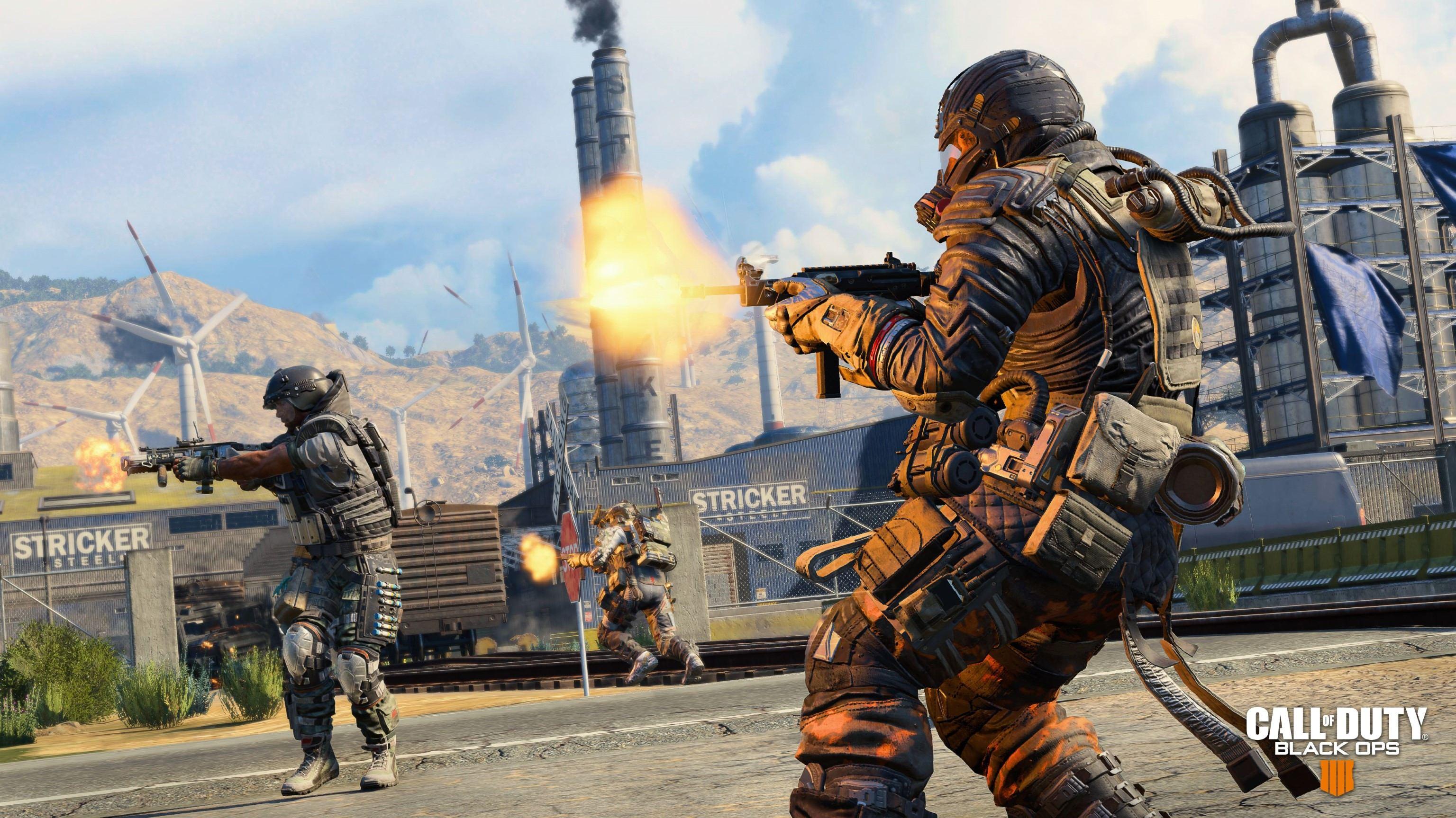 Call of Duty: Black Ops 4 Blackout: Spielerzahl mit Hotfix ...