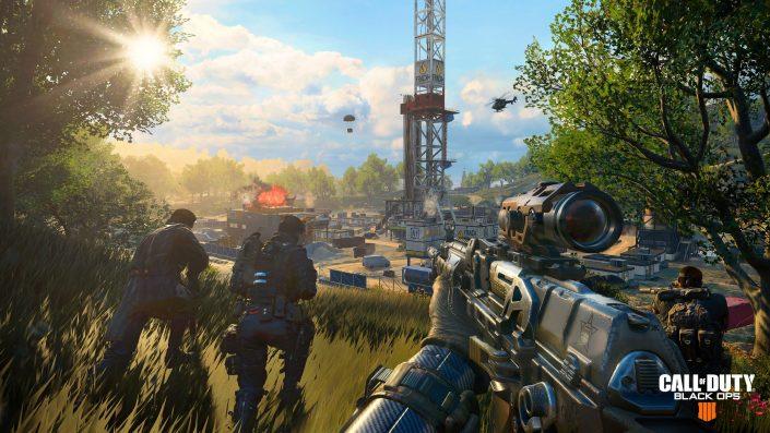 Call of Duty Black Ops 4: Blackout-Modus könnte Tag-Nacht-Zyklus bekommen, wenn die Performance stabil bleibt