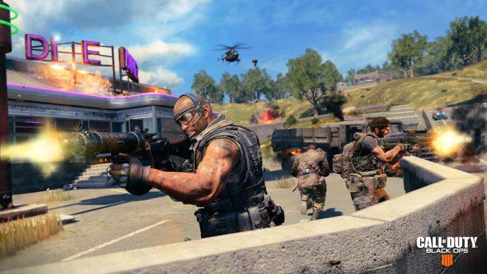 """Call of Duty Black Ops 4: Diese Neuerungen gibt es morgen für den Multiplayer – Trailer zu """"Operation Grand Heist"""""""