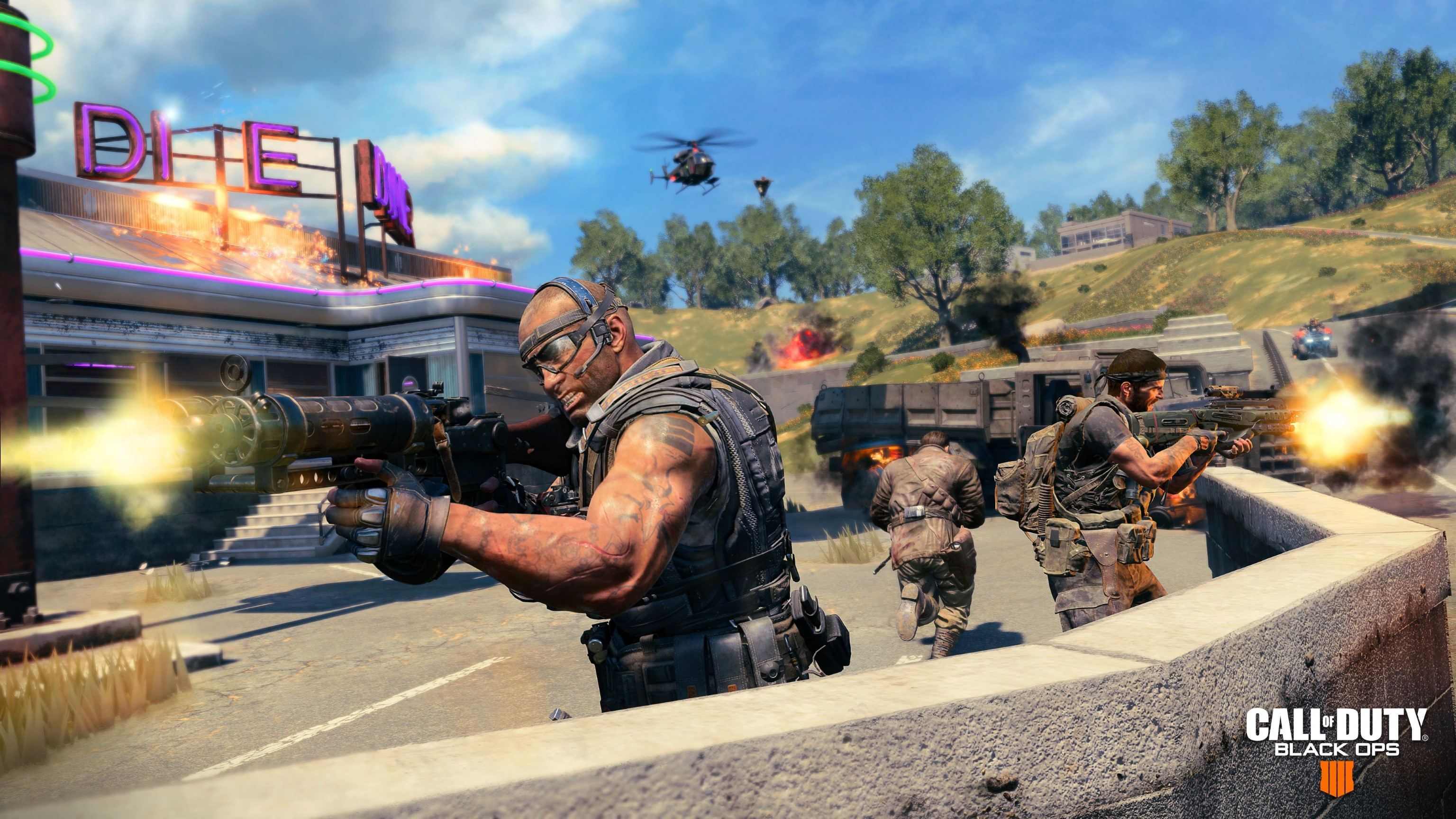 Call of Duty Black Ops 4 Blackout (4)