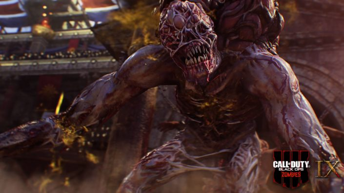 "Call of Duty Black Ops 4: Zombies-Abenteuer ""Ancient Evil"" im neuen Trailer"