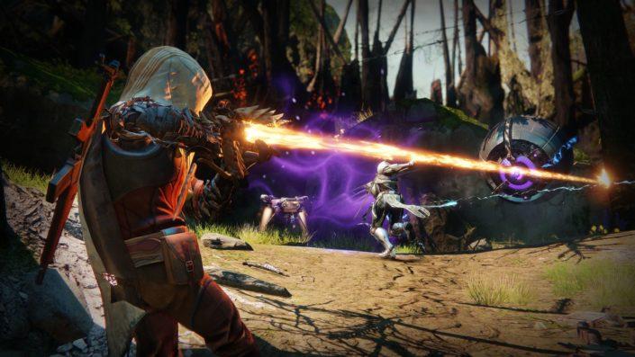 Destiny 2 – Festung der Schatten: Die Entwickler nennen ihre Favoriten für die Hüter-Spiele