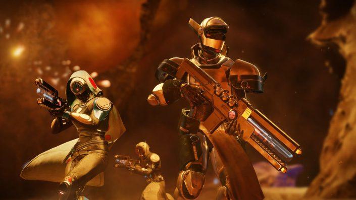 Destiny 2: Entwicklungsstudio kündigt Aufräumaktion an