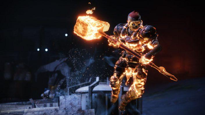 Destiny 2: Bungie nach wie vor an einer Crossplay-Unterstützung interessiert