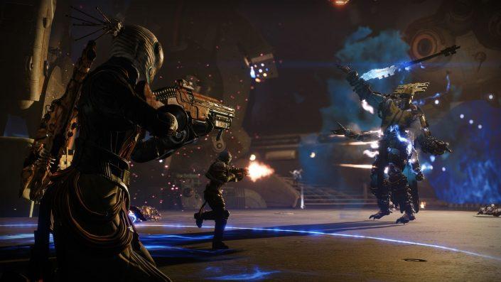 Destiny 3: Nachfolger laut Bungie derzeit nicht geplant