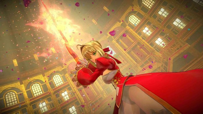 Fate/Extella Link: Release-Termin für Europa steht fest – Trailer erschienen