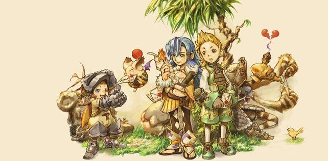Final Fantasy Crystal Chronicles Remastered Edition: Gravierender Bug sorgt für Verkaufsstopp