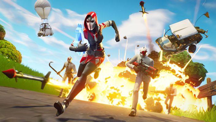 Fortnite: Epic Games mit 3 Milliarden Dollar Gewinn in diesem Jahr?