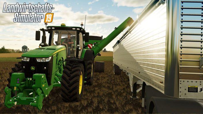 Landwirtschafts-Simulator 19: Neue Gameplay-Trailer zeigen die Nutztierwirtschaft, Manitou-Featurette und Milchtransport