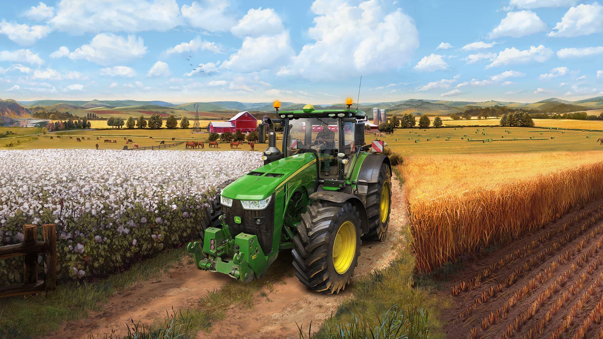 landwirtschafts simulator 19 ausgew hlte fahrzeuge im neuen garage trailer vorgestellt. Black Bedroom Furniture Sets. Home Design Ideas
